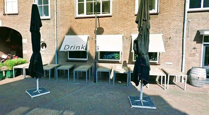 Drinks and Bites in Wageningen.