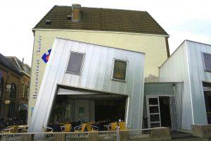 Het Heerenstraattheater in Wageningen.